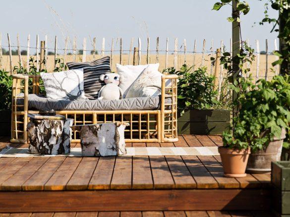 Byg din egen træterrasse i haven