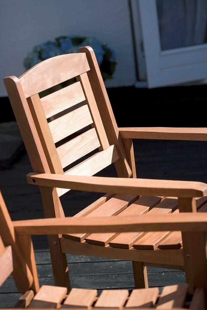 træbeskyttelse til dine havemøbler