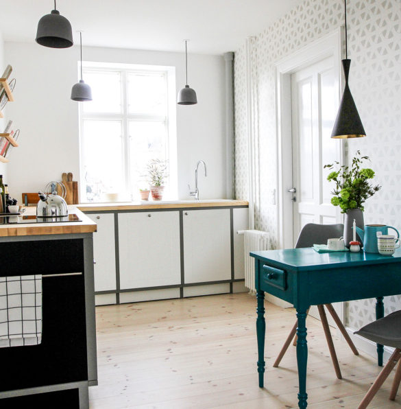 Klassisk køkken og indretning