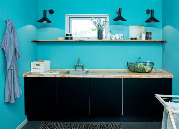 Grovkøkken med stil og charme