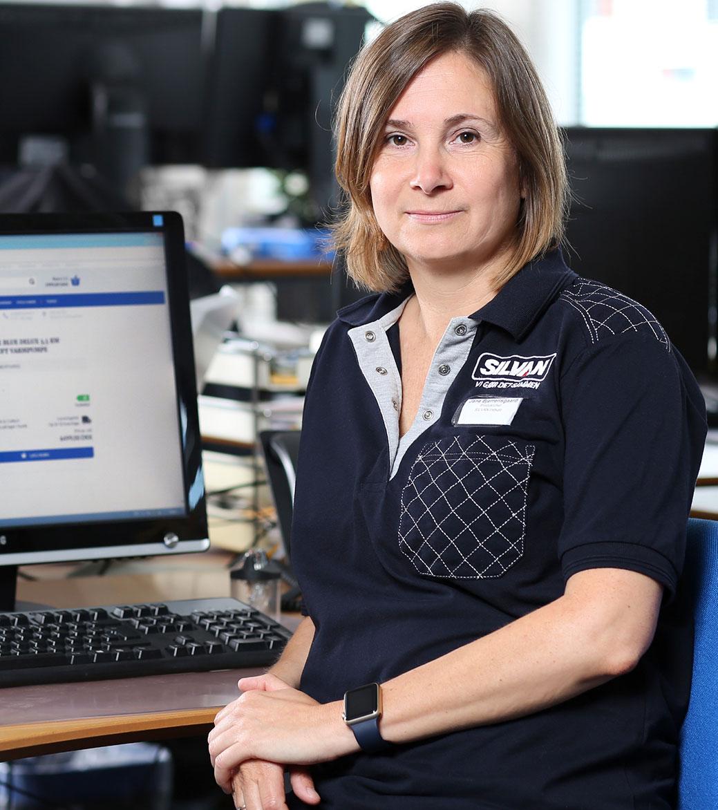 Jane Bjerrisgaard produktchef