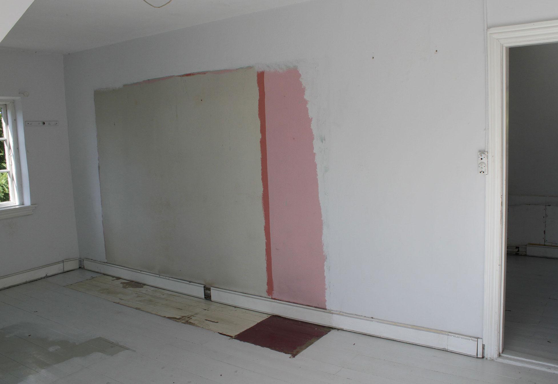førbillede af soveværelse