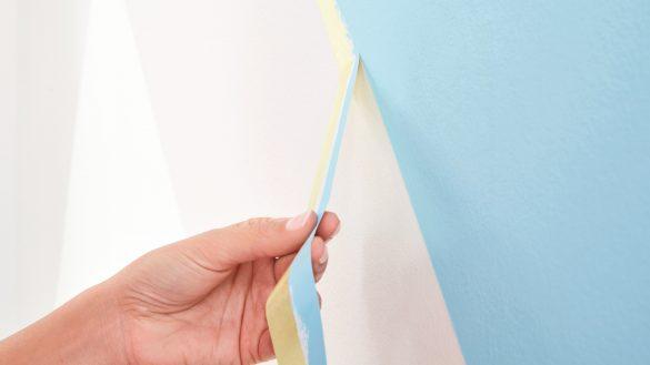 Sådan bruger du malertape