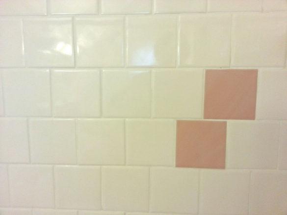 Regler for opbygning af vådrum / Flisevæg