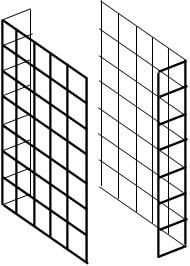 Vertikal have stregtegning