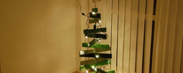 Juletræ banner