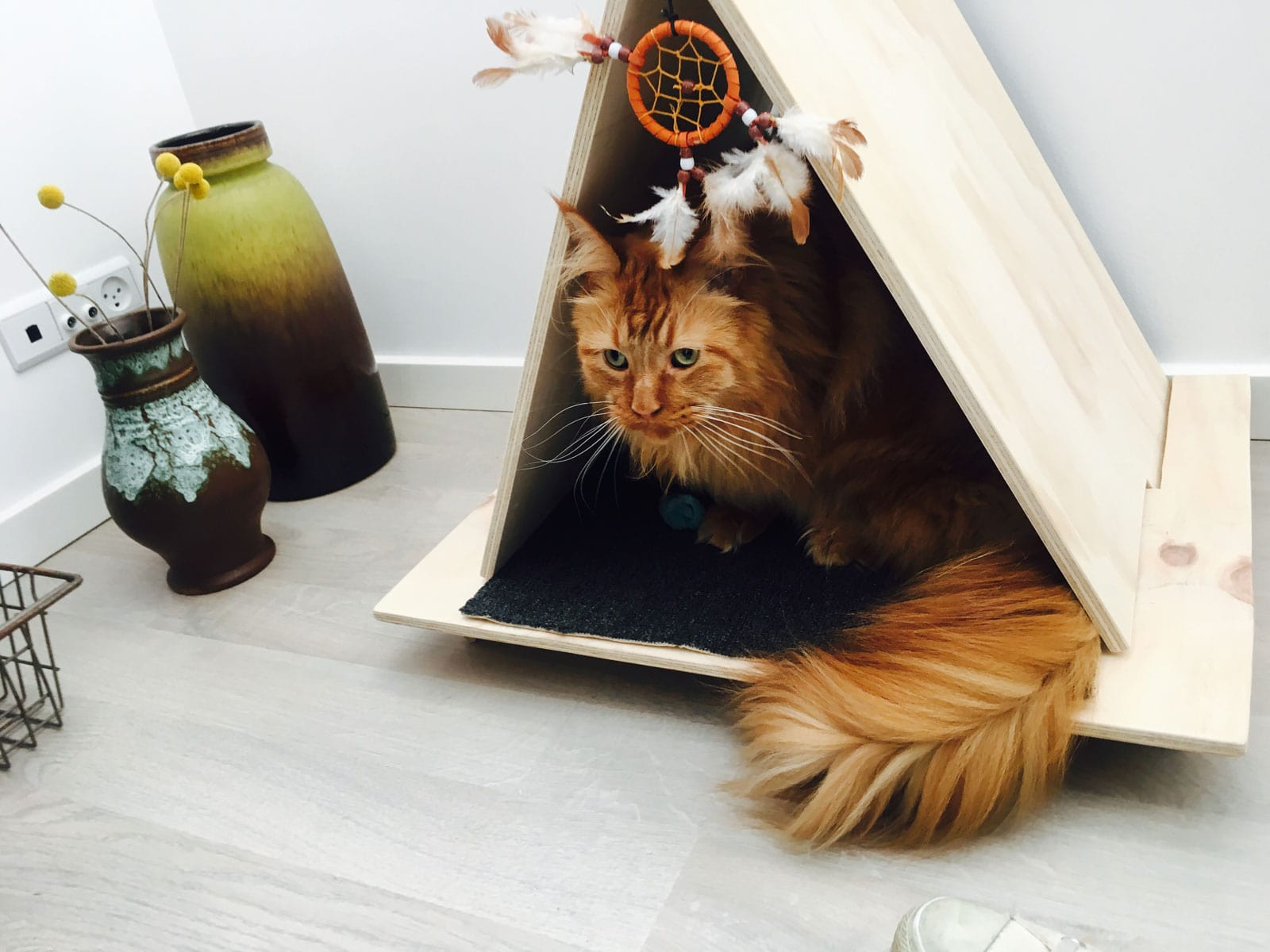 Kattehytte