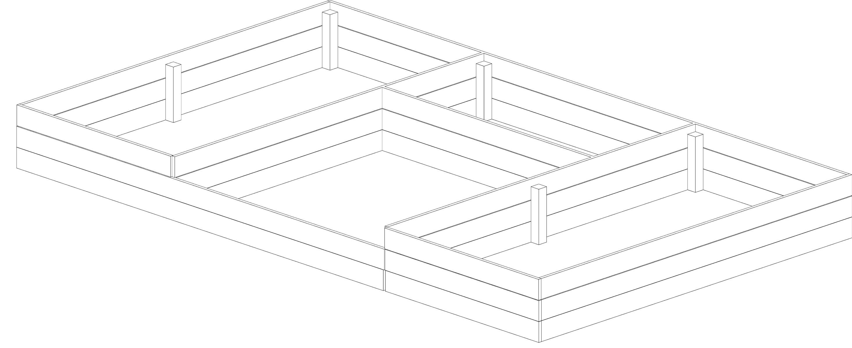 Plantekasser arbejdstegning 2