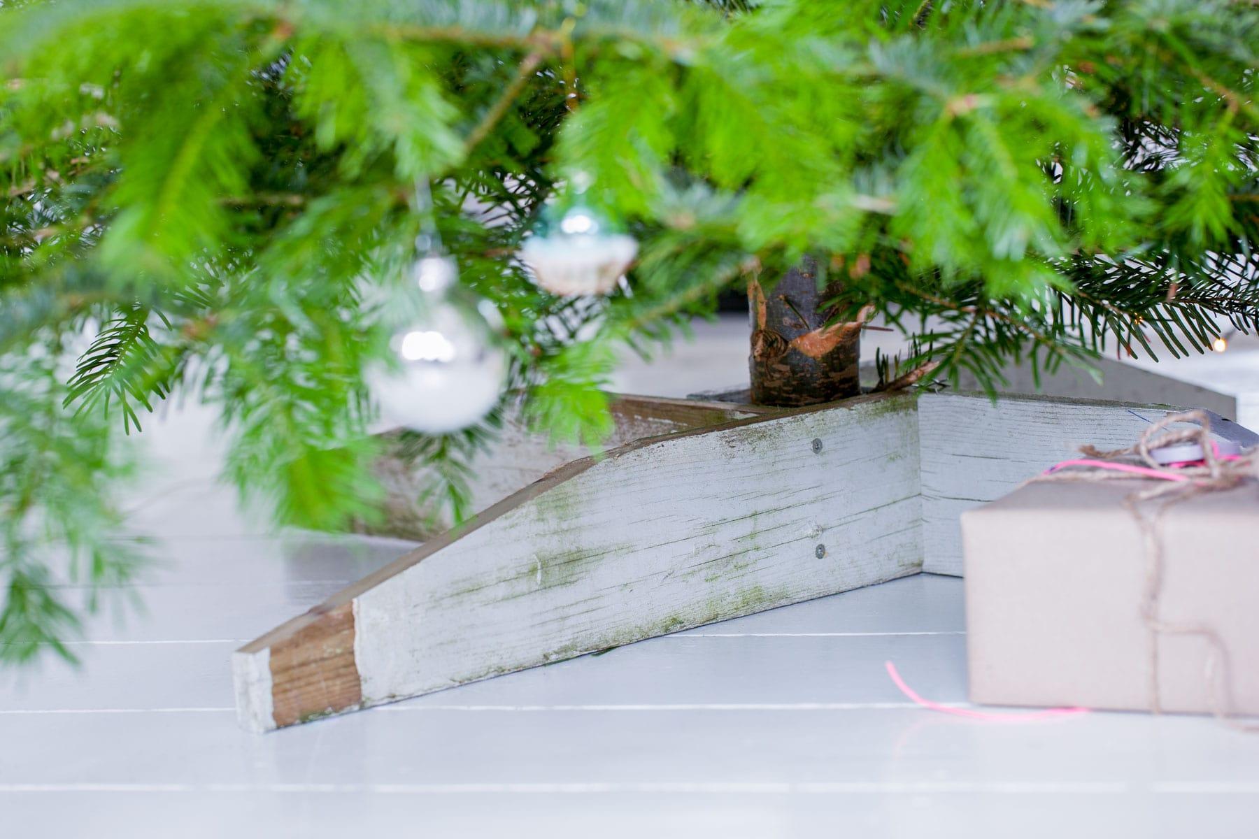 Juletræsfod
