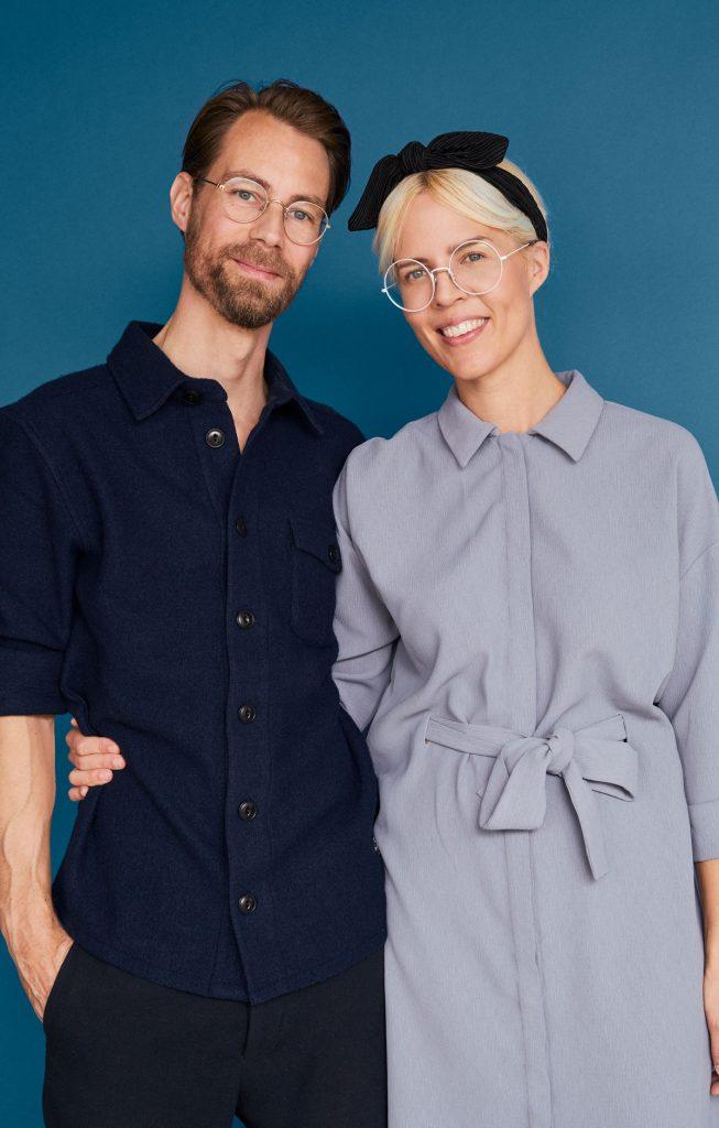 Stine og Kenneth fra blåt hus, Nybyggerne sæson 5
