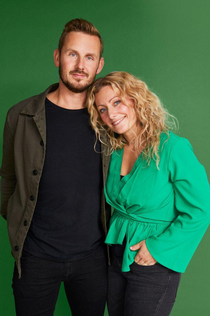 Lourdes og Nicolai indretter grønt hus i Nybyggerne sæson 5
