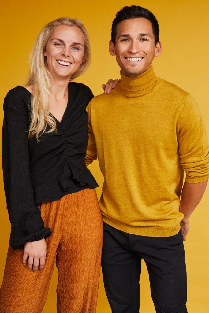 Ida og Mads indretter gult hus i Nybyggerne sæson 5
